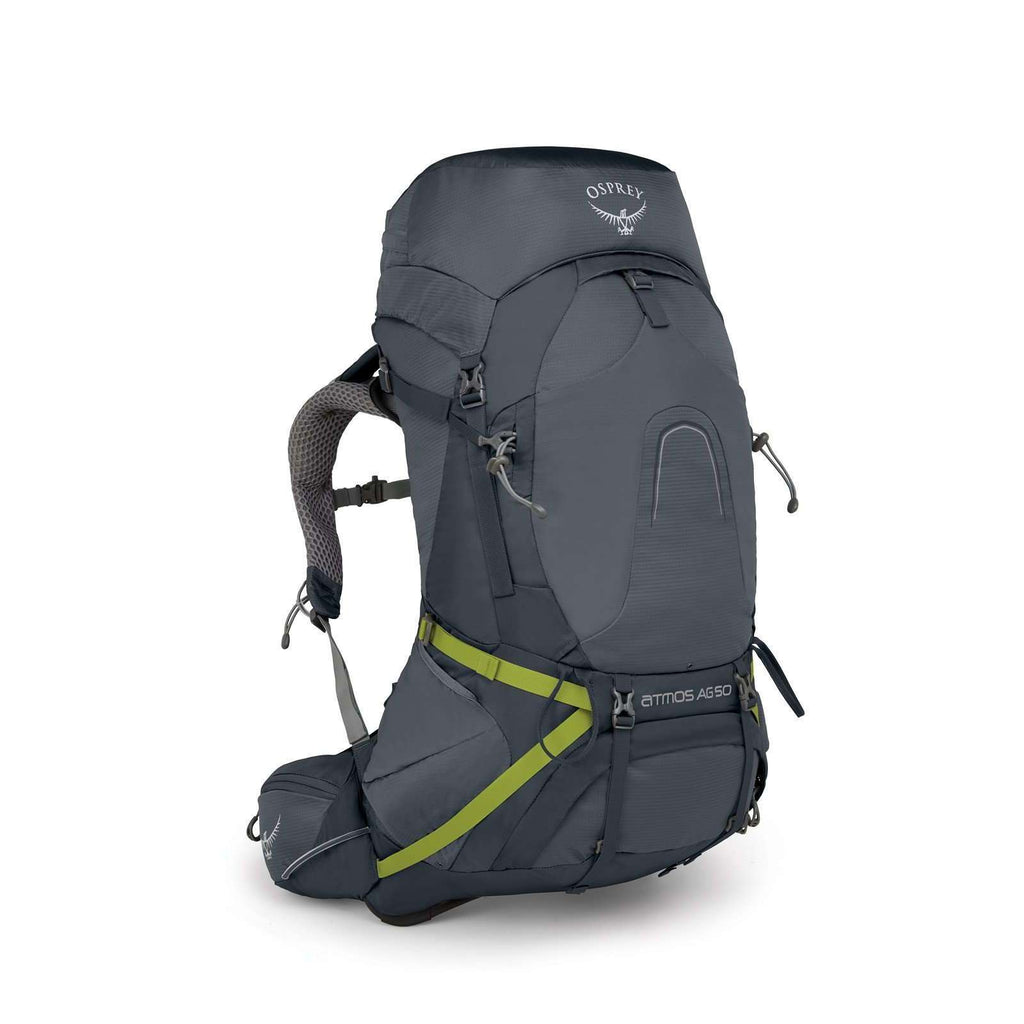 Osprey Mens Atmos AG 50 Backpack,EQUIPMENTPACKSUP TO 50L,OSPREY PACKS,Gear Up For Outdoors,