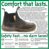 Blundstone CSA Greenpatch Safety Boot,MENSFOOTWEARSAFTEY CSA,BLUNDSTONE,Gear Up For Outdoors,