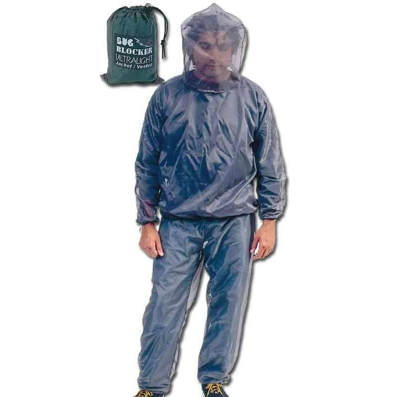 Bushline Fine Mesh Bug Packer Jacket Kids,EQUIPMENTPREVENTIONBUG STUFF,WORLD FAMOUS,Gear Up For Outdoors,