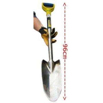 Bushpro Hiballer LW Stainless Steel Tree Planting Shovel - Best Seller,EQUIPMENTTRADESPLNTG SHVL,BUSHPRO,Gear Up For Outdoors,