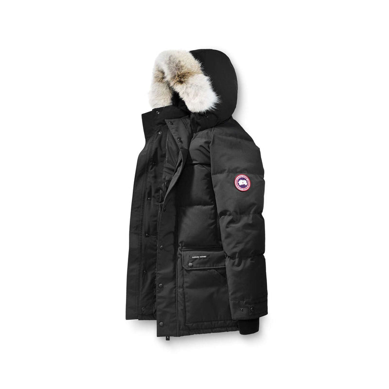 Canada Goose Mens Emory Parka,MENSCAN GOOSELONG PARKA,CANADA GOOSE,Gear Up For Outdoors,