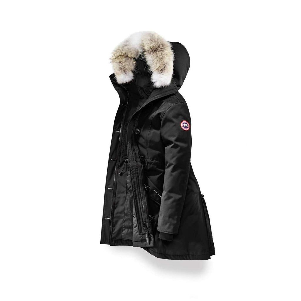 Canada Goose Womens Rossclair Parka,WOMENSCAN GOOSELONG PARKA,CANADA GOOSE,Gear Up For Outdoors,
