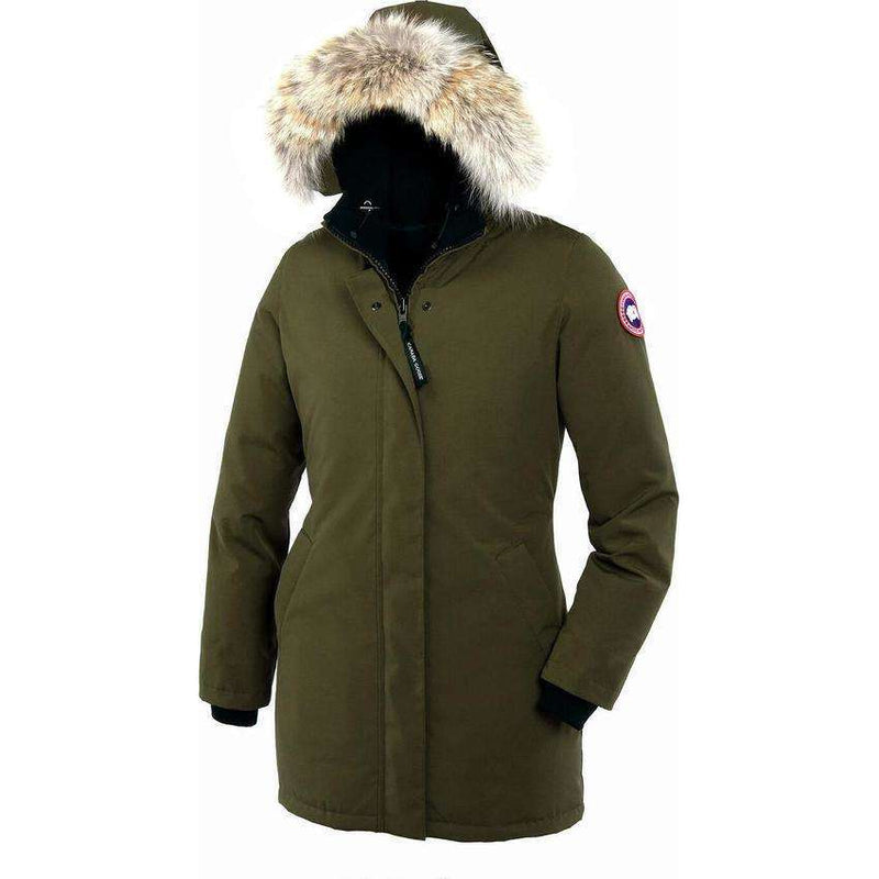 Canada Goose Womens Victoria Parka,WOMENSCAN GOOSEDOWN,CANADA GOOSE,Gear Up For Outdoors,