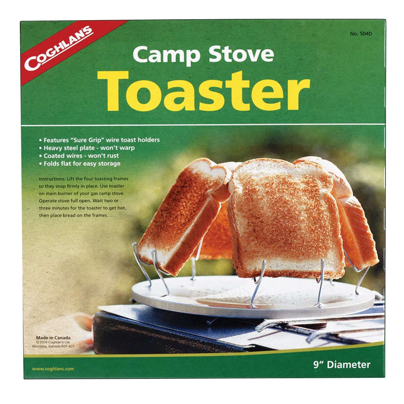 Coghlan's Camp Stove Toaster,EQUIPMENTCOOKINGPOTS PANS,COGHLANS,Gear Up For Outdoors,