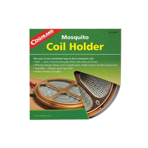 Coghlan's Mosquito Coil Holders,EQUIPMENTPREVENTIONBUG STUFF,COGHLANS,Gear Up For Outdoors,