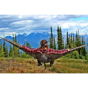 ENO DoubleNest Hammock - Realtree Print,EQUIPMENTFURNITUREHAMMOCKS,ENO,Gear Up For Outdoors,