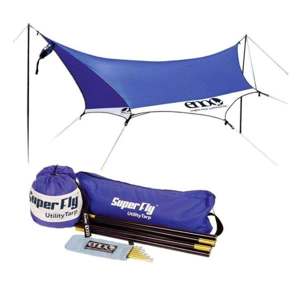 Eno Superfly Utility Tarp,EQUIPMENTFURNITUREHAMMOCKS,ENO,Gear Up For Outdoors,