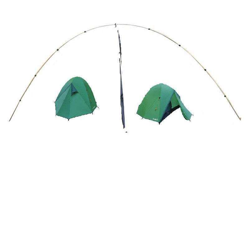 Eureka El Capitan 3 Replacement Pole Frame Set,EQUIPMENTTENTSACCESSORYS,EUREKA,Gear Up For Outdoors,