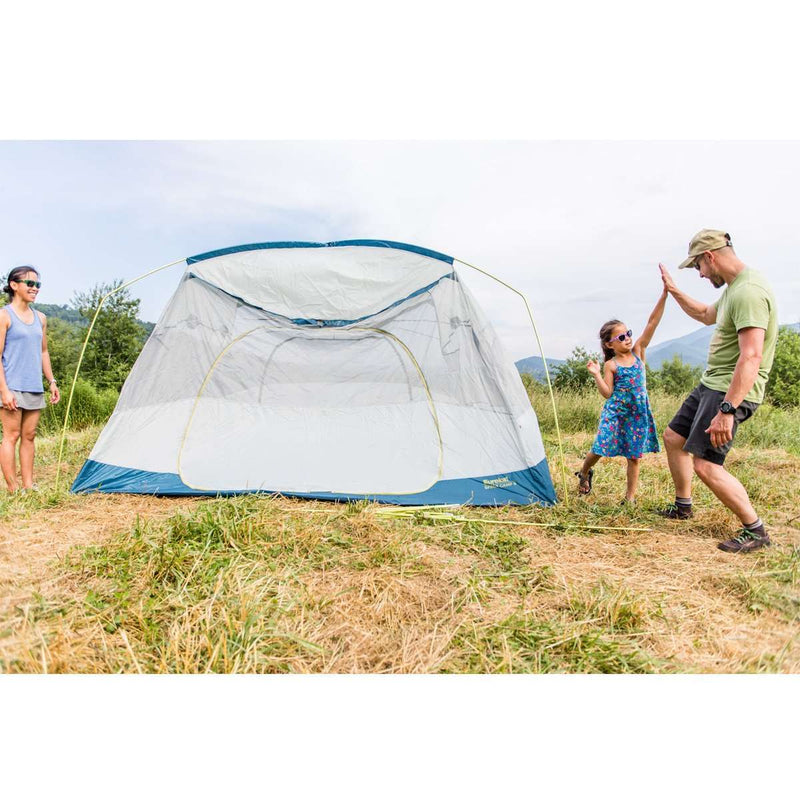 Eureka Space Camp 6 Tent (6 Person/3 Season),EQUIPMENTTENTS5+ PERSON,EUREKA,Gear Up For Outdoors,