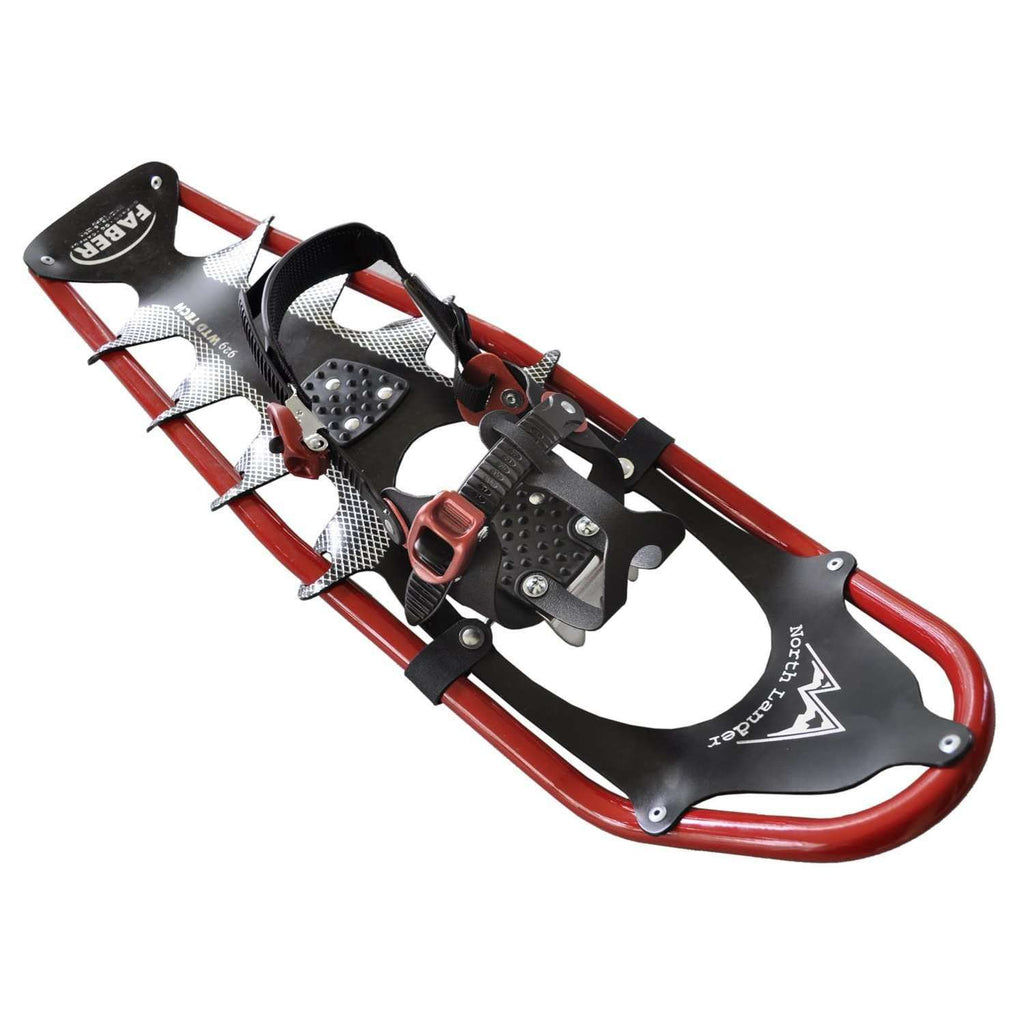 Faber North Lander Snowshoe [Max 275Lbs] 3 Styles,EQUIPMENTSNOWSHOESTECHNICAL,FABER,Gear Up For Outdoors,