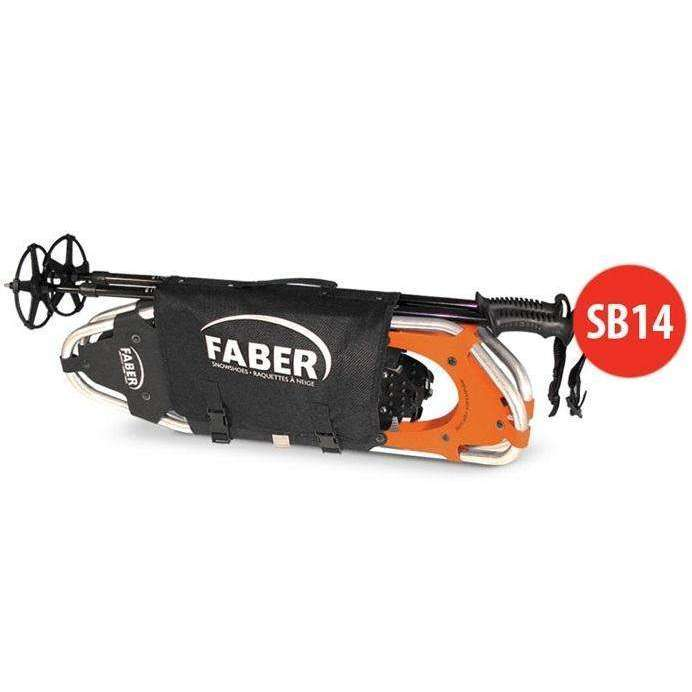 Faber Snowshoe HD Carrying Case,EQUIPMENTSNOWSHOESACCESSORYS,FABER,Gear Up For Outdoors,