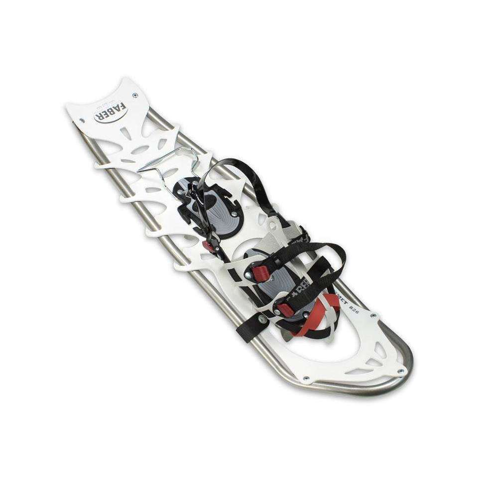 Faber Sommet Snowshoe [Max 260Lbs],EQUIPMENTSNOWSHOESTECHNICAL,FABER,Gear Up For Outdoors,