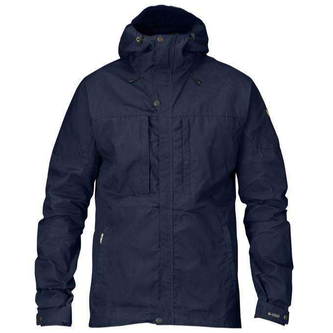 Fjallraven Mens Skogso Jacket,MENSSOFTSHELLWAX CTN JK,FJALLRAVEN,Gear Up For Outdoors,