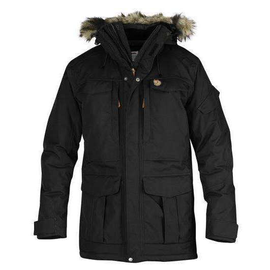 Fjallraven Mens Yupik Winter Parka,MENSINSULATEDWP REGULAR,FJALLRAVEN,Gear Up For Outdoors,