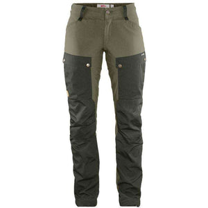 Fjallraven Womens Keb Trousers Curved,WOMENSSOFTSHELLWAX CTN PT,FJALLRAVEN,Gear Up For Outdoors,