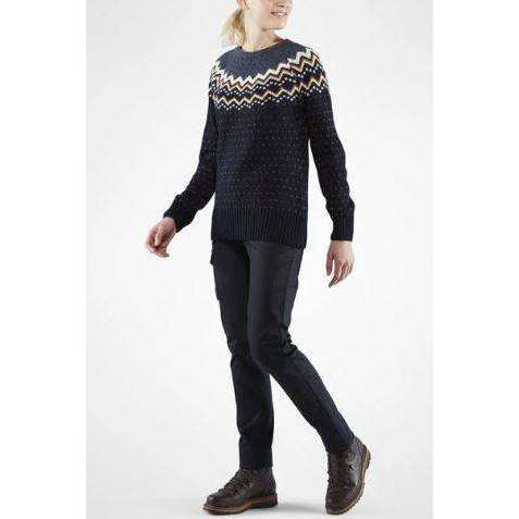Fjallraven Womens Ovik Knit Sweater,WOMENSMIDLAYERSPULLOVERS,FJALLRAVEN,Gear Up For Outdoors,