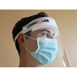 FRONT LINE Double Anti-Fog Face Shield Visor,EQUIPMENTEYEWEARSPECIALIZE,FRONT LINE,Gear Up For Outdoors,