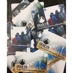 Gear Up Gift Card,ESSENTIALSCATCHALL,GEAR UP,Gear Up For Outdoors,