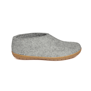 Glerups Unisex The Shoe with Rubber Sole,MENSFOOTWINTERSLIPPERS,GLERUPS,Gear Up For Outdoors,