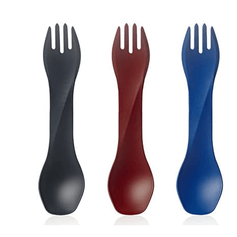 Humangear GoBites Uno Hybrid Utensils,EQUIPMENTCOOKINGUTENSILS,HUMANGEAR,,Gear Up For Outdoors,