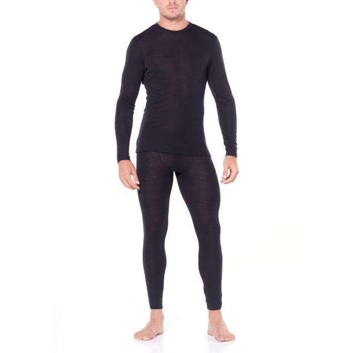 Icebreaker Mens  175 Everyday Legging with Fly,,,Gear Up For Outdoors,