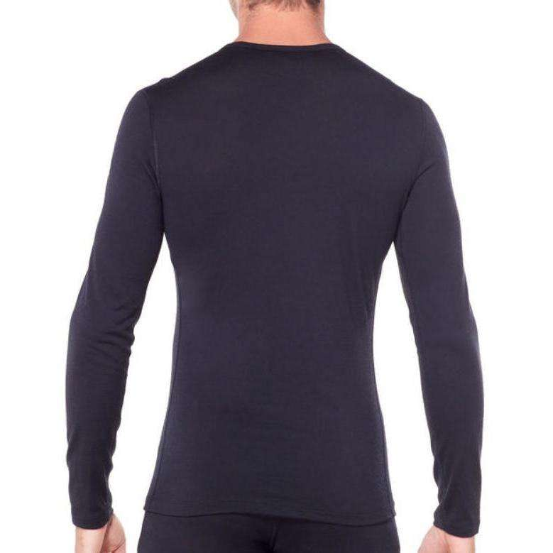 Icebreaker Mens Oasis 200 Long Sleeve Crewe,MENSUNDERWEARTOPS,ICEBREAKER,Gear Up For Outdoors,