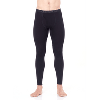 Icebreaker Mens Tech 260 Leggings With Fly,MENSUNDERWEARBOTTOMS,ICEBREAKER,Gear Up For Outdoors,