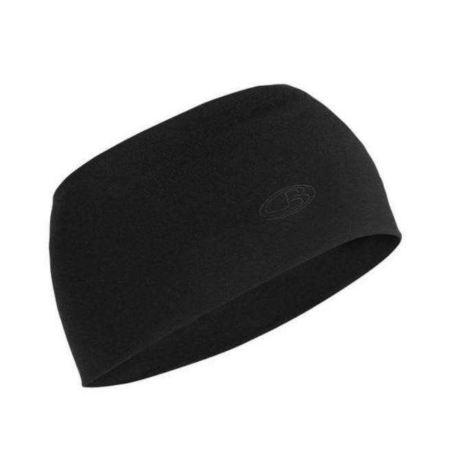 Icebreaker Unisex Chase Headband,UNISEXHEADWEARBUFFS/HBAN,ICEBREAKER,Gear Up For Outdoors,
