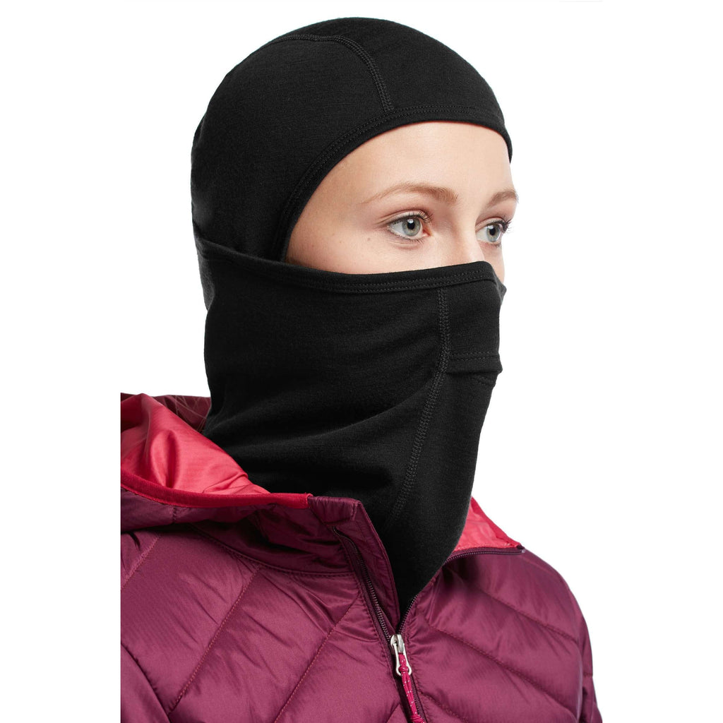 Icebreaker Unisex Oasis Balaclava,UNISEXHEADWEARBALACLAVAS,ICEBREAKER,Gear Up For Outdoors,