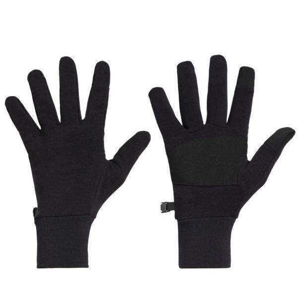 Icebreaker Unisex Sierra Gloves,MENSGLOVESINSULATED,ICEBREAKER,Gear Up For Outdoors,