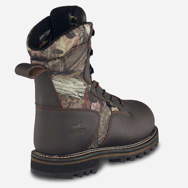 Irish Setter Mens Gunflint 2 1000g Waterproof 10 inch Boot,MENSFOOTWEARHUNTING,IRISH SETTER,Gear Up For Outdoors,