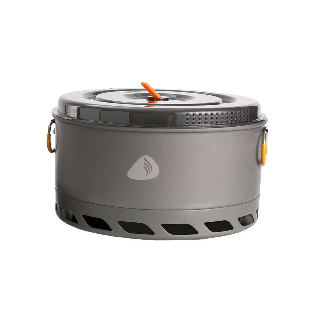 JetBoil Genesis FluxRing 5L Flux Pot & Lid,EQUIPMENTCOOKINGSTOVE ACC,JETBOIL,Gear Up For Outdoors,