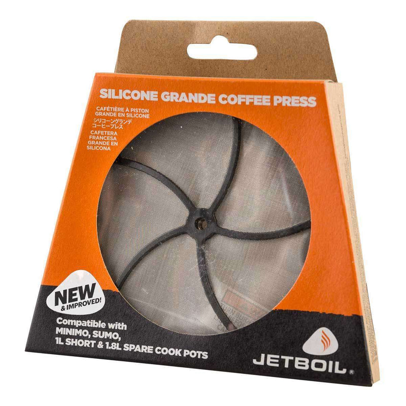 Jetboil Silicone Coffee Press 2 sizes,EQUIPMENTCOOKINGSTOVE ACC,JETBOIL,Gear Up For Outdoors,