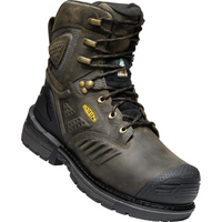 Keen Mens CSA Philadelphia 8 Inch Waterproof Work Boot (Carbon Fiber Toe),MENSFOOTWEARSAFTEY CSA,KEEN,Gear Up For Outdoors,