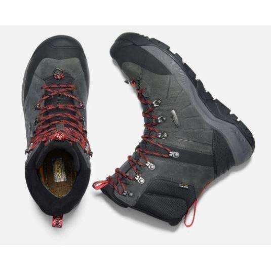 Keen Mens Revel IV High Polar Waterproof Winter Boot,MENSFOOTWINTERHKNGBOOT,KEEN,Gear Up For Outdoors,