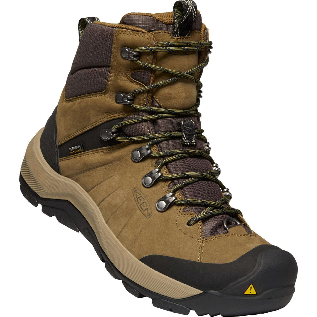 Keen Mens Revel IV Mid Polar Winter Boot,MENSFOOTWINTERHKNG BOOT,KEEN,Gear Up For Outdoors,