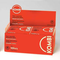 Kombi Hand Warmers - 10 hour 2/Pack,EQUIPMENTPREVENTIONEMRG STUFF,KOMBI,Gear Up For Outdoors,
