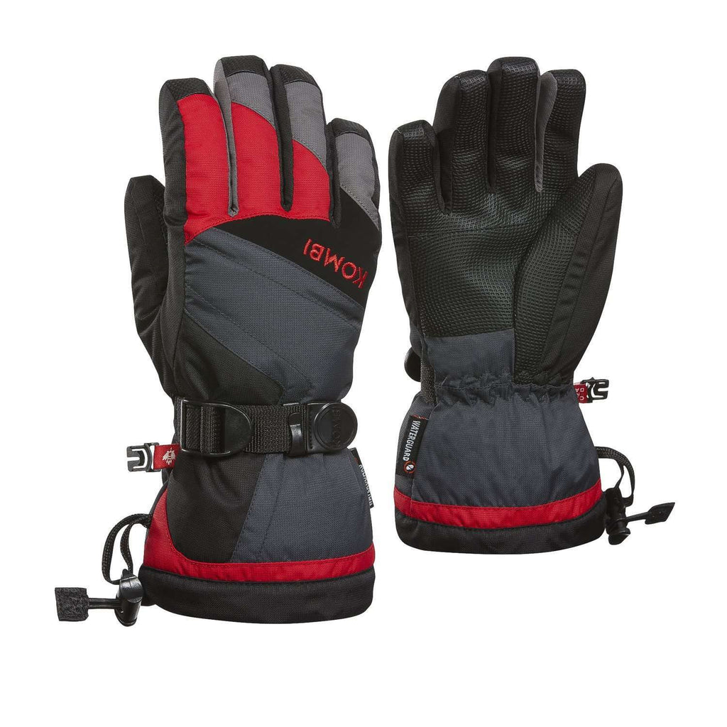Kombi Kids The Original Junior Waterproof Insulated Winter Glove,KIDSHANDWEARWINTER,KOMBI,Gear Up For Outdoors,