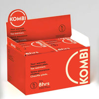 Kombi Toe Warmers - 8 hour 2/Pack,EQUIPMENTPREVENTIONEMRG STUFF,KOMBI,Gear Up For Outdoors,