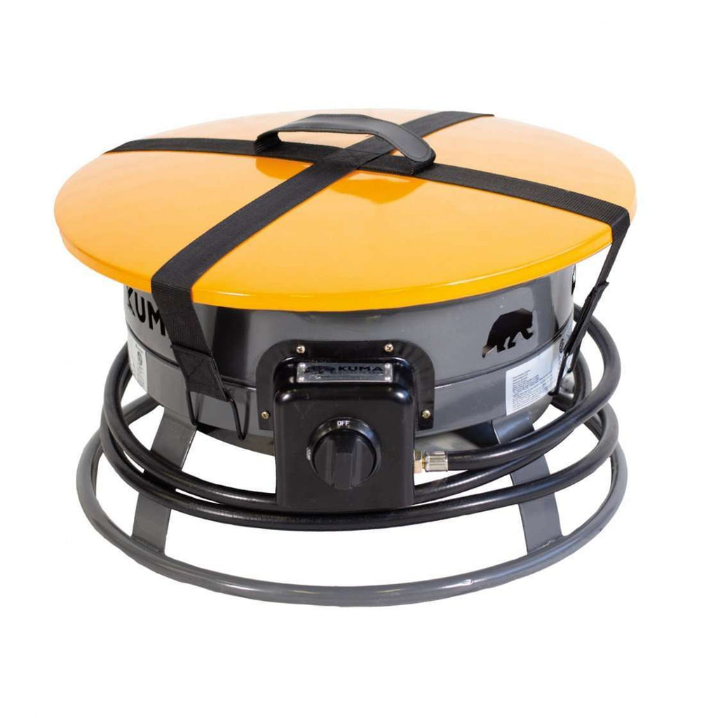 Kuma Bear Blaze Fire Bowl 19 inch,EQUIPMENTFURNITURETABLES ETC,KUMA,Gear Up For Outdoors,