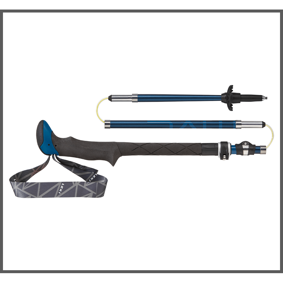 LEKI Micro Vario Carbon Trekking Poles,EQUIPMENTSNOWSHOESACCESSORYS,LEKI,Gear Up For Outdoors,