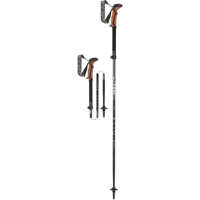 Leki Micro Vario Cortec TA Trekking Poles,EQUIPMENTSNOWSHOESACCESSORYS,LEKI,Gear Up For Outdoors,
