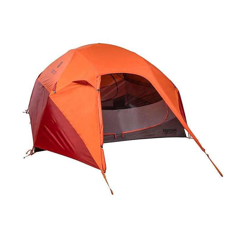 Marmot Limelight 4 Person Tent (4 Person/3 Season) Footprint Included,EQUIPMENTTENTS4 PERSON,MARMOT,Gear Up For Outdoors,