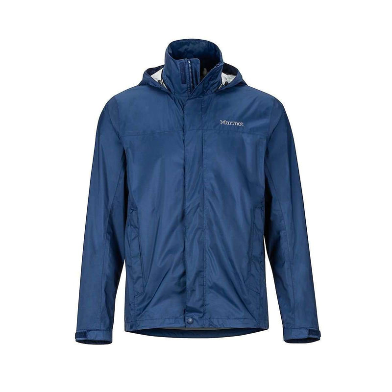 Marmot Mens PreCip Eco Rain Jacket Updated,MENSRAINWEARNGORE JKT,MARMOT,Gear Up For Outdoors,