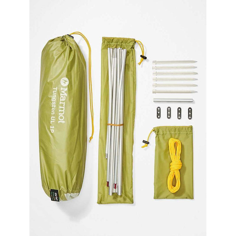 Marmot Tungsten UL 1 Person Tent (1 Person/3 Season) Updated,EQUIPMENTTENTS1 PERSON,MARMOT,Gear Up For Outdoors,