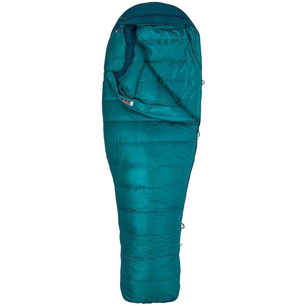 Marmot Womens Angel Fire Down Sleeping Bag (25F/-4C),EQUIPMENTSLEEPING1 TO -6,MARMOT,Gear Up For Outdoors,