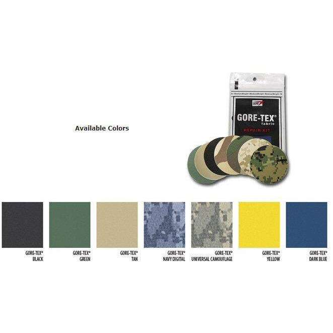Mcnett Gore-Tex Repair Kit,EQUIPMENTMAINTAINCLTHNG PRT,MCNETT,Gear Up For Outdoors,