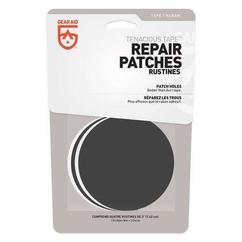 McNett Tenacious Repair Tape Patches,EQUIPMENTMAINTAINGEAR RPAIR,MCNETT,Gear Up For Outdoors,