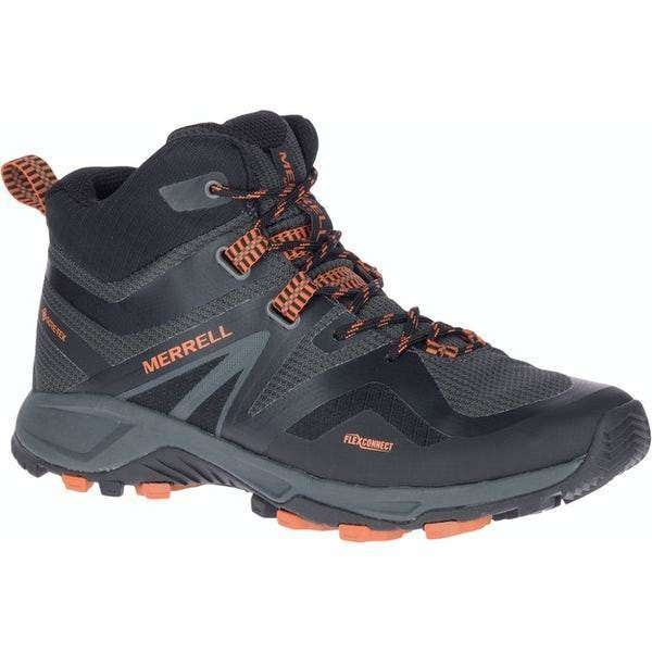 Merrell Mens MQM Flex 2 Mid Gore-Tex Hiking Boot,MENSFOOTBOOTHIKINGMID,MERRELL,Gear Up For Outdoors,