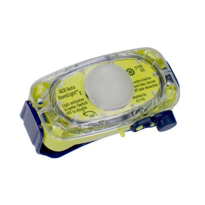 Mustang ACR Hemilight 2 Emergency Personal Locator Light,EQUIPMENTLIGHTLANTERNS,MUSTANG,Gear Up For Outdoors,